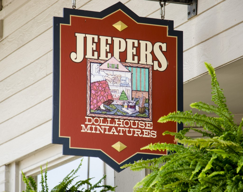 Jeepers Dollhouse Miniatures Morgantown Indiana
