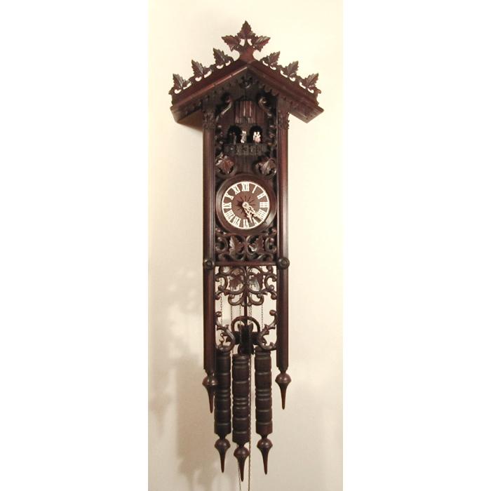 NC-8365 House of Clocks Morgantown Indiana