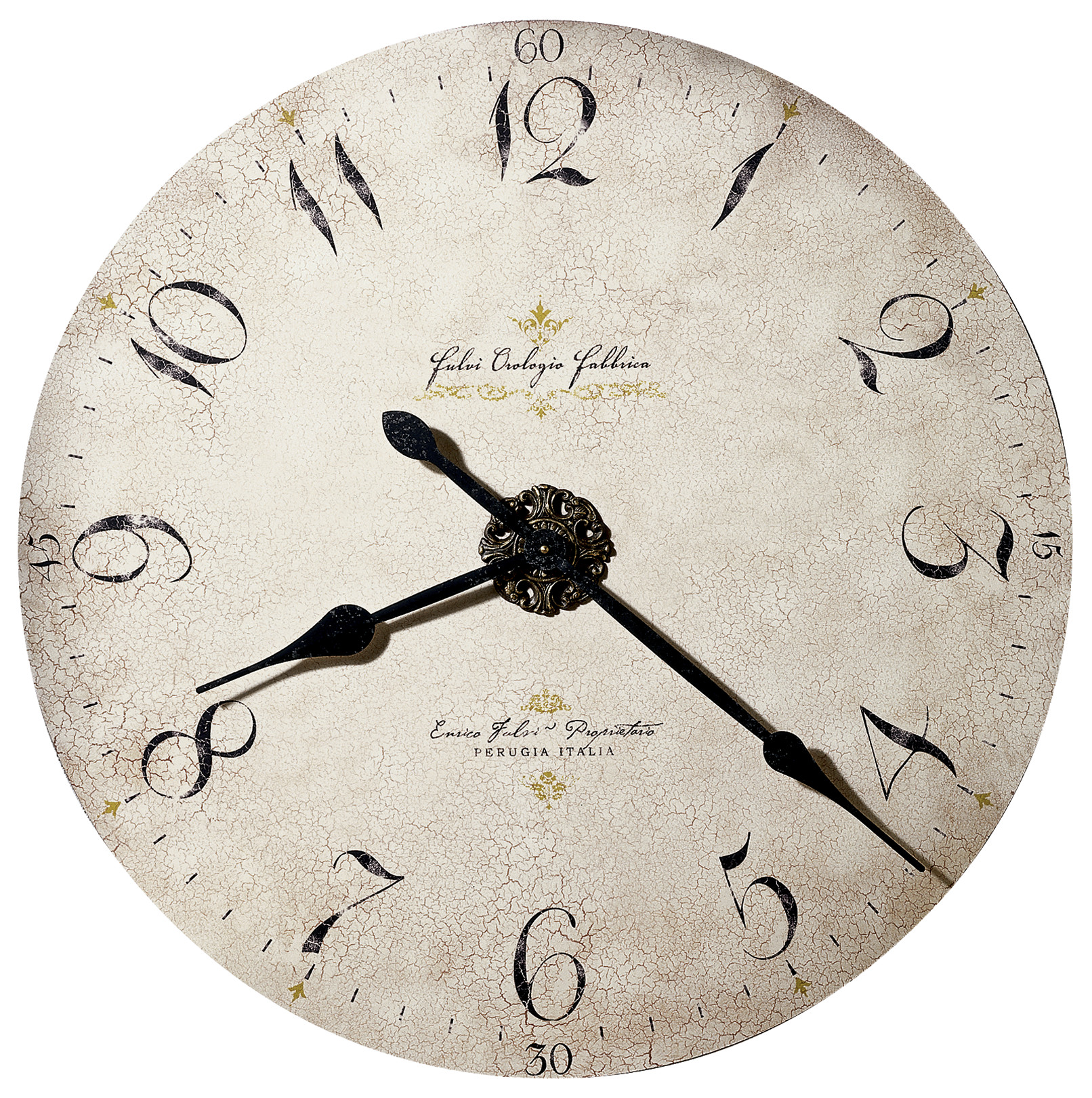 23 5 Silent Wooden Oversized Wall Clock 20 Available Colors As Yellow Battery Operated Made Of