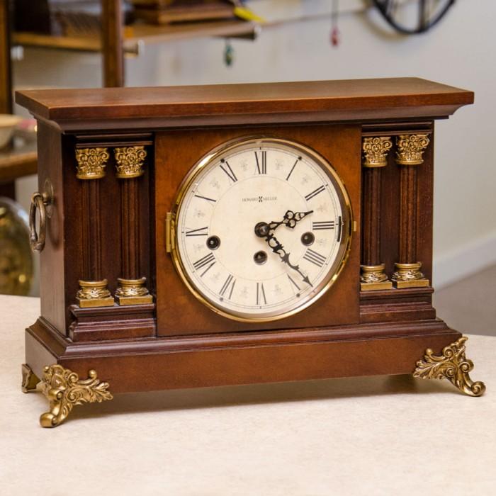 Circa-Howard-Miller-Mantel-Clock-House-of-Clocks-Morgantown-indiana