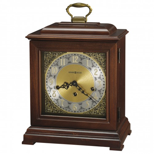 612429 Howard Miller Samuel Watson Chiming Mantel Clock House of Clocks Morgantown Indiana