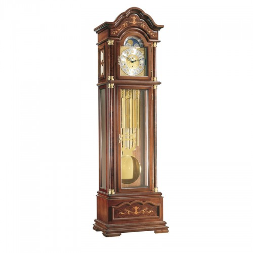 Biltmore Hermle Grandfather Clock 01131031171 House of Clocks Morgantown Indiana-01-800x800