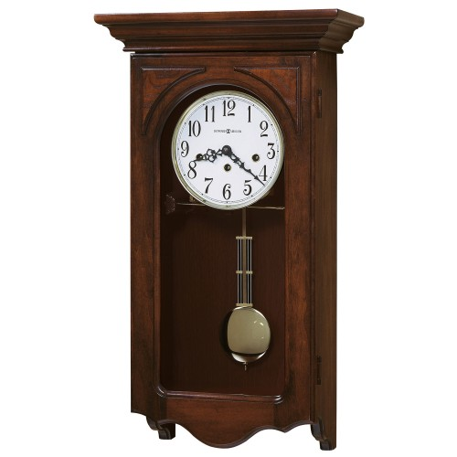 Jennelle 620445 Howard Miller Key Wind Wall Clock House of Clocks Morgantown Indiana